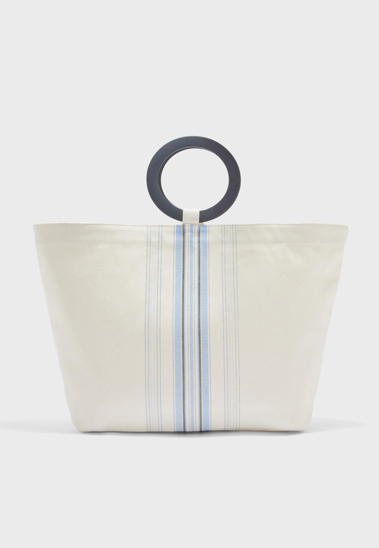 műanyag táskafül karika